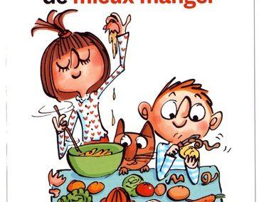 D. de St Mars / Serge Bloch – Max et Lili décident de mieux manger