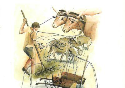 A l'ombre du tilleul de Foissac – BEFFRE Jean