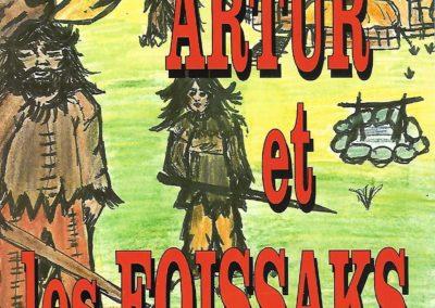 Artur et les Foissaks