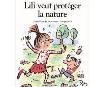 D. de St Mars / Serge Bloch – Lili veut protéger la nature