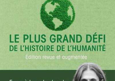 Le plus grand défi de l'histoire de l'humanité – Aurélien BARRAU